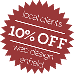 web design enfield